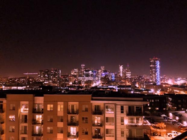 Denver Skyline FOtor