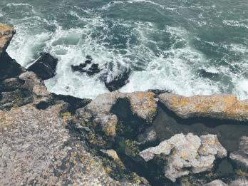 Mini Cliffs of Moher